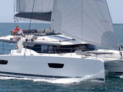 Fountaine Pajot Elba