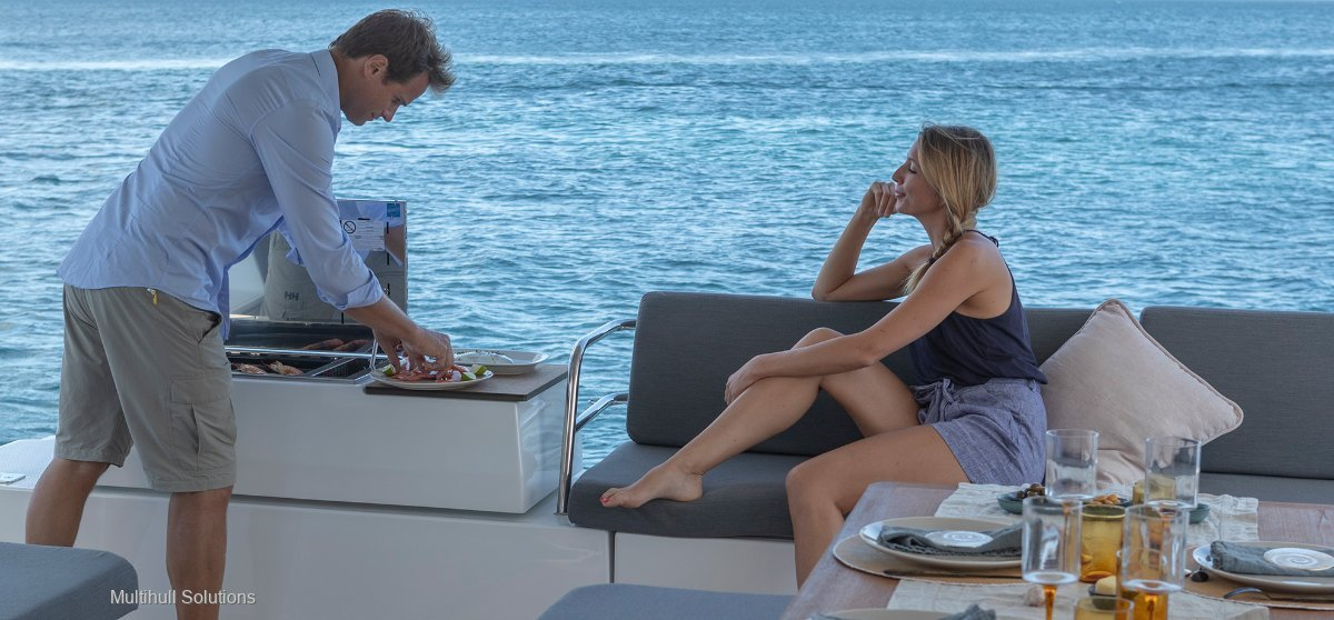 Fountaine Pajot Elba 45 New Model - Europe or local delivery