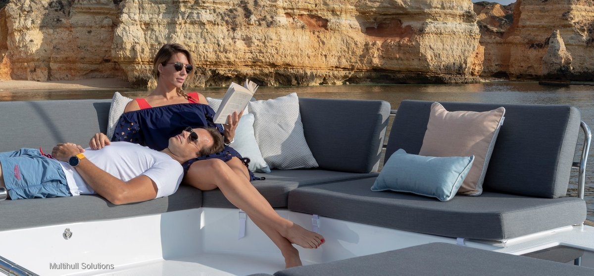Fountaine Pajot New 45 New Model - Europe or local delivery