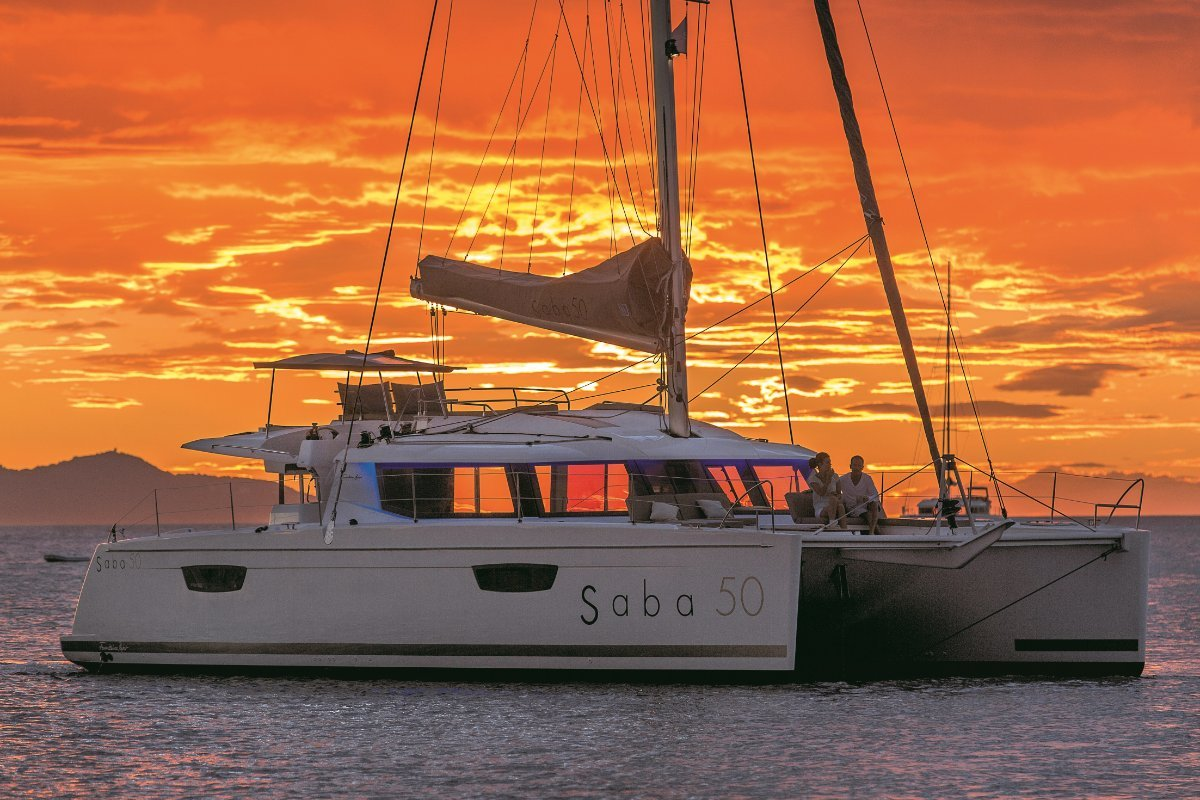 Fountaine Pajot Saba 50 New Model - Europe or local delivery