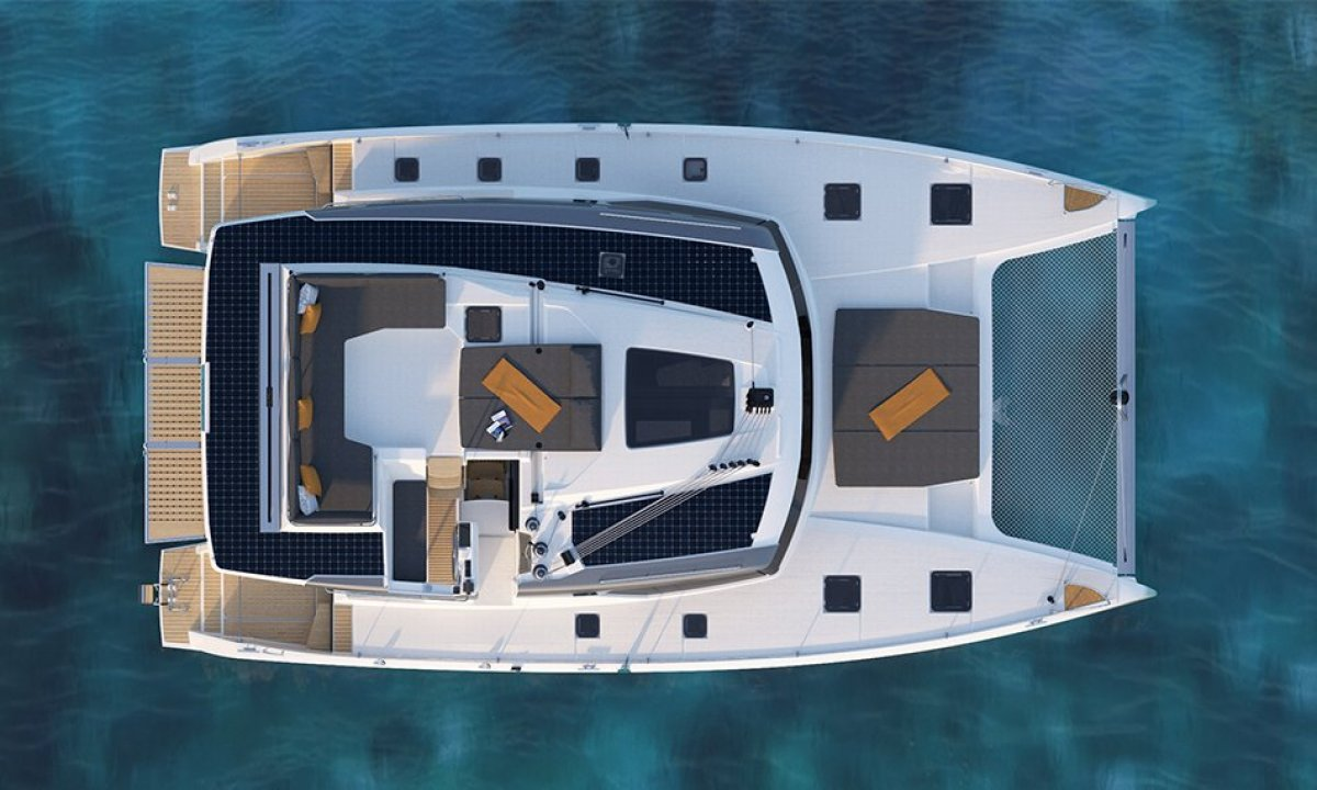 Fountaine Pajot Tanna 47 New Model - Europe or local delivery