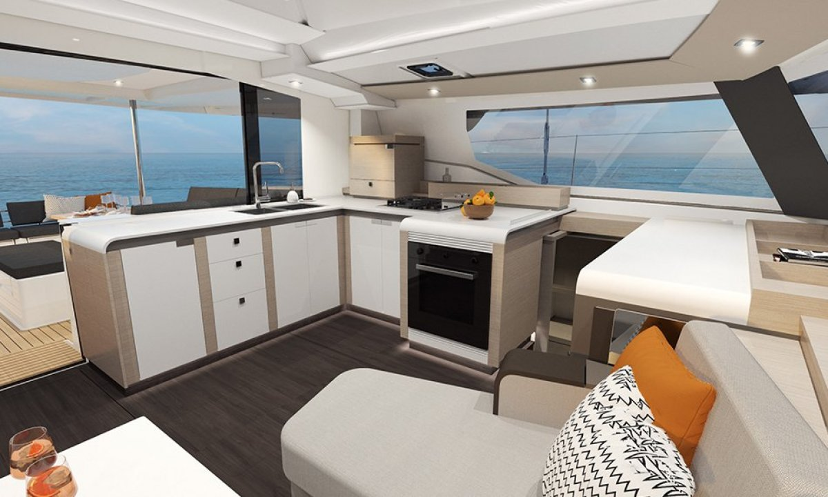 Fountaine Pajot Saona 47 New Model - Europe or local delivery