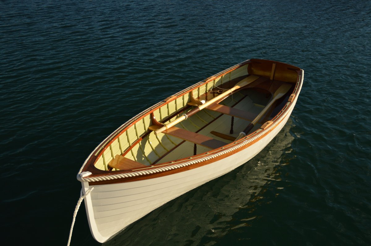 Lawley12ft traditional clinker