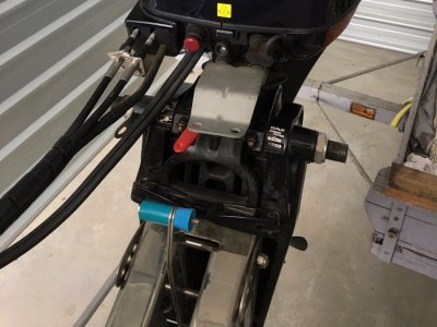 Tohatsu 9.8HP 4 stroke Long Shaft Outboard Motor