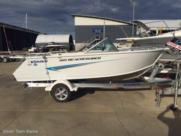 New Savage 485 Beachcomber
