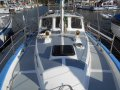 Pilothouse Motor Cruiser Victorian Finnish NAUTICAT STYLE 34ft Motor Sailer