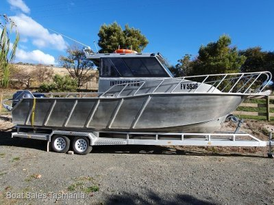 "Mariner Aluminium 8m Workboat ""Interceptor"""