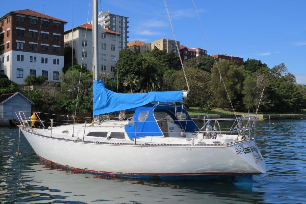 C&C Yachts 36