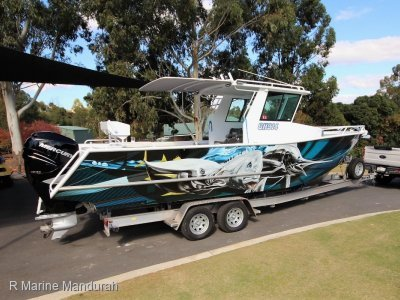Oceanic Fabrication 8.5 ***OFFSHORE FISHING MACHINE ***SOLD ***