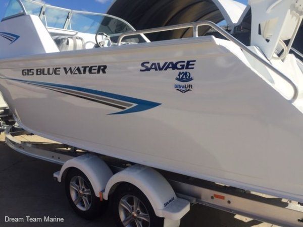 New Savage 615 Bluewater - Cancelled customer order