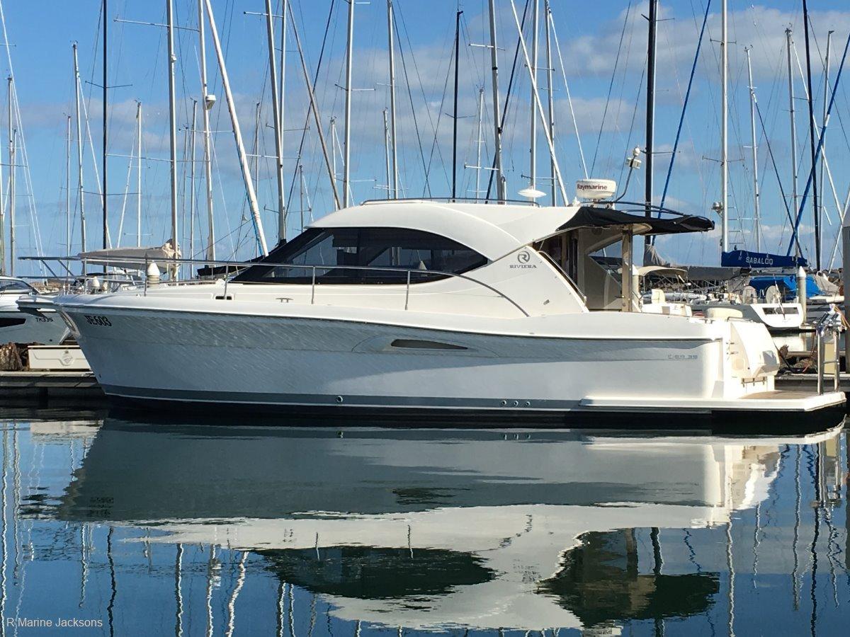 Riviera 3600 Sport Yacht:Riviera 3600 Sport YAcht for sale- R Marine Jacksons