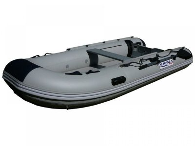 Surfsea 3.3 As New Inflatable Boat with Aluminium