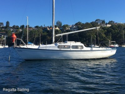 Marauder 24 Free Mooring Minder with onging service & support