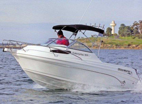 New Ocean Master 490 Enterprise