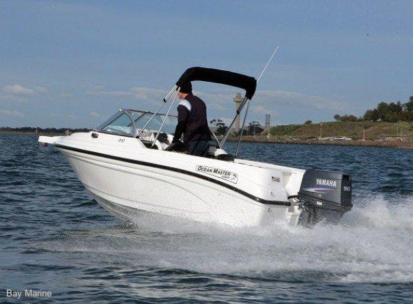 New Ocean Master 490 Explorer