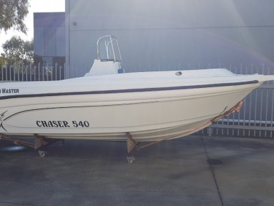 Ocean Master Chase 540
