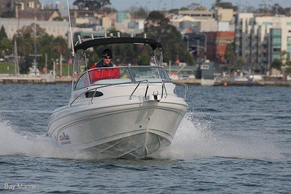 New Ocean Master 540 Enterprise