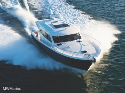 Maritimo S54 Sedan Motoryacht