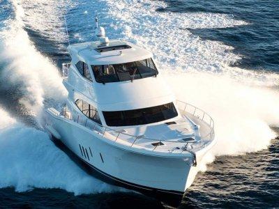 Maritimo M64 Cruising Motor Yacht