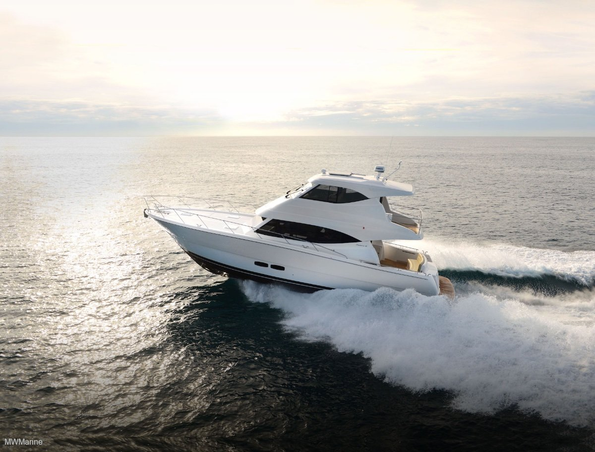 Maritimo M51 Cruising Motoryacht