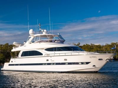 Horizon 84 Yacht Fisher
