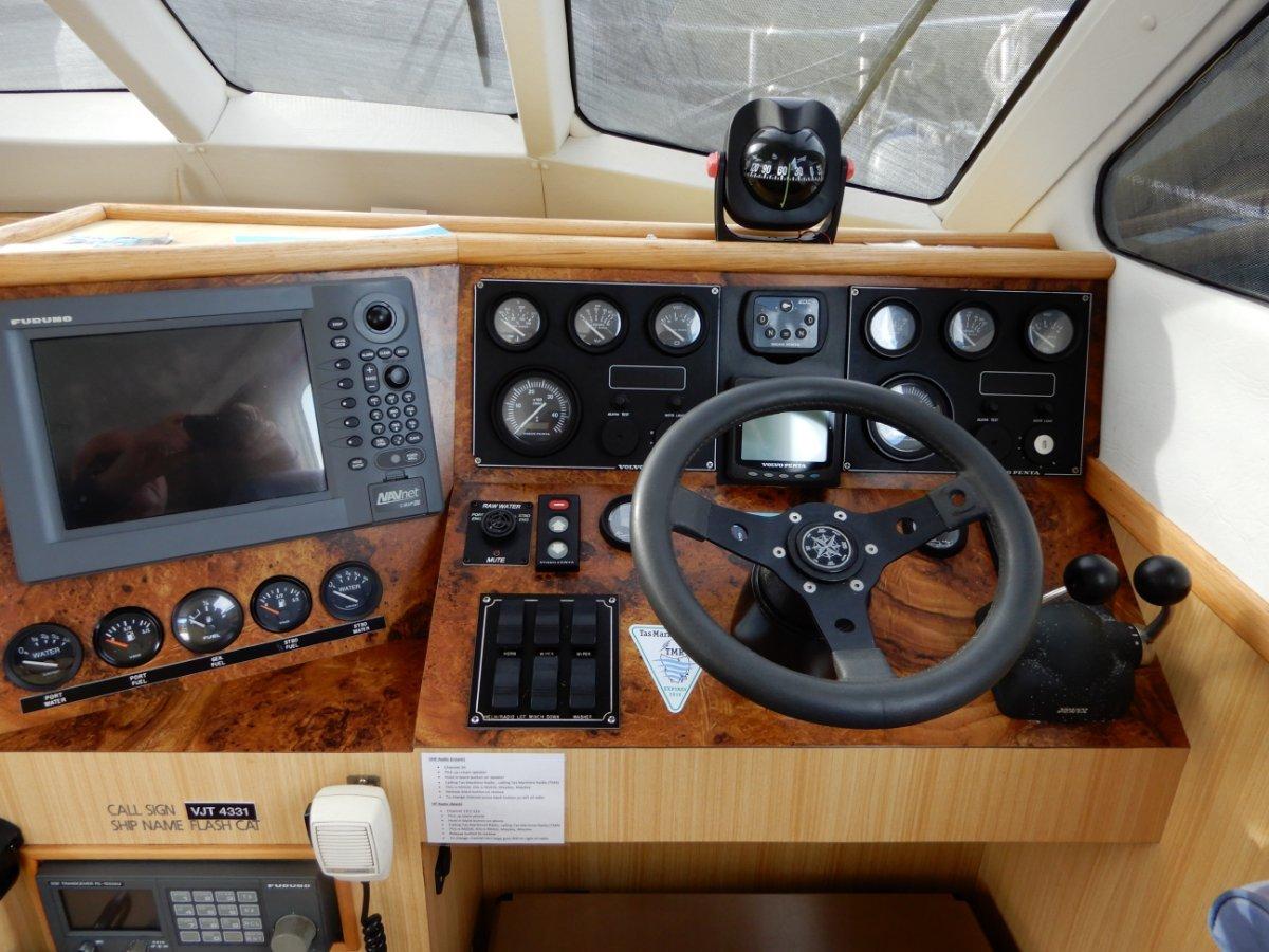 Leisurecat 3500 Sports Express 11.28m Sports Cruiser MUST SELL HUGE PRICE DROP