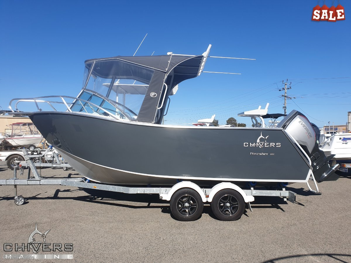 Chivers Marine Ex Demo Clearance Sale-Save up to $15,105!!