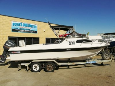 Yalta Craft 615 Odessa FAMILY FISHING DIVING ALL ROUNDER