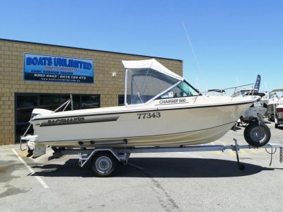 Pacemaker Charger 560 Runabout SELLING WITH OR WITHOUT THE MOTOR- Click for more info...