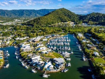 FOR SALE -- 12 METRE MULTIHULL BERTH (I7) @ BLUEWATER MARINA, CAIRNS, QLD