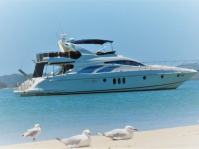 Azimut 62 Flybridge (In Survey)