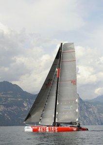 Extreme 40 Racing Catamaran
