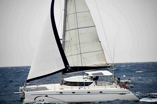 Fountaine Pajot Belize 43 BELIZE 43 MAESTRO OWNER:in navigation