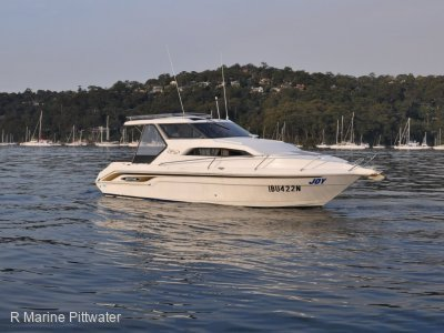 "Whittley Cruisemaster 700 ""Affordable Cruising"""