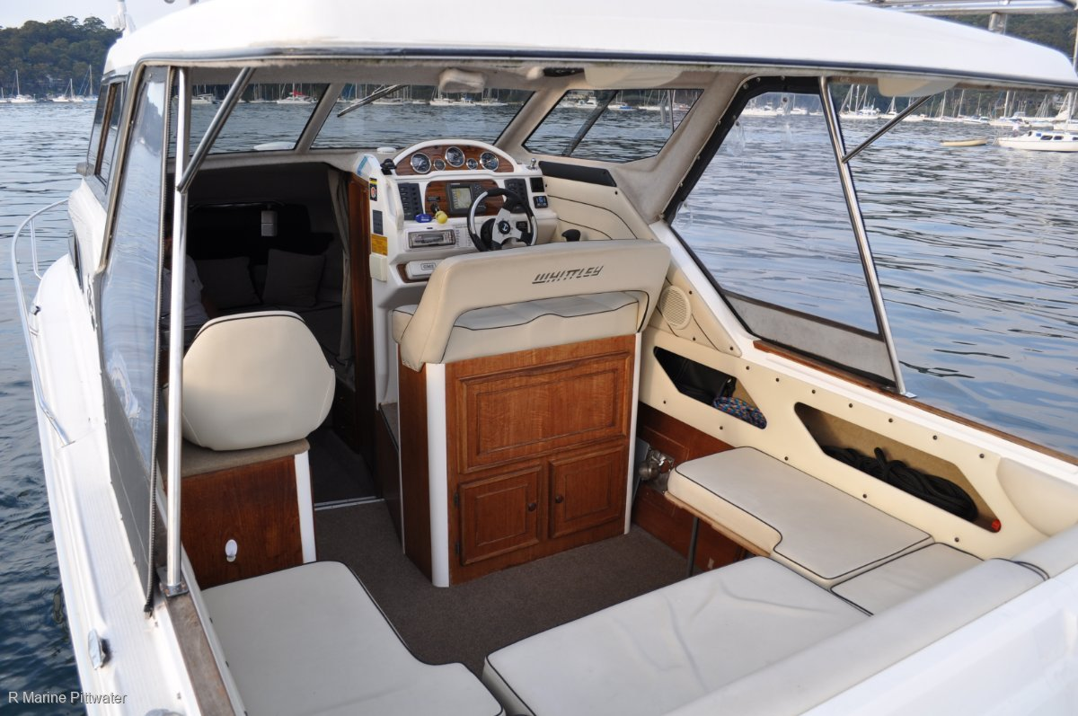 Whittley Cruisemaster 700 VENDOR SAYS SELL! INCREDIBLE VALUE BOAT!