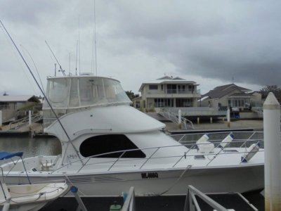 White Cap 40 Flybridge Gamefish Cruiser