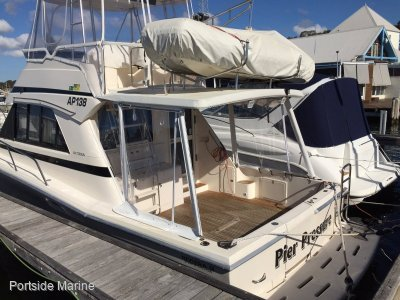Riviera 38 Flybridge 1/2 Boat Share is Available For Sale - $90,000