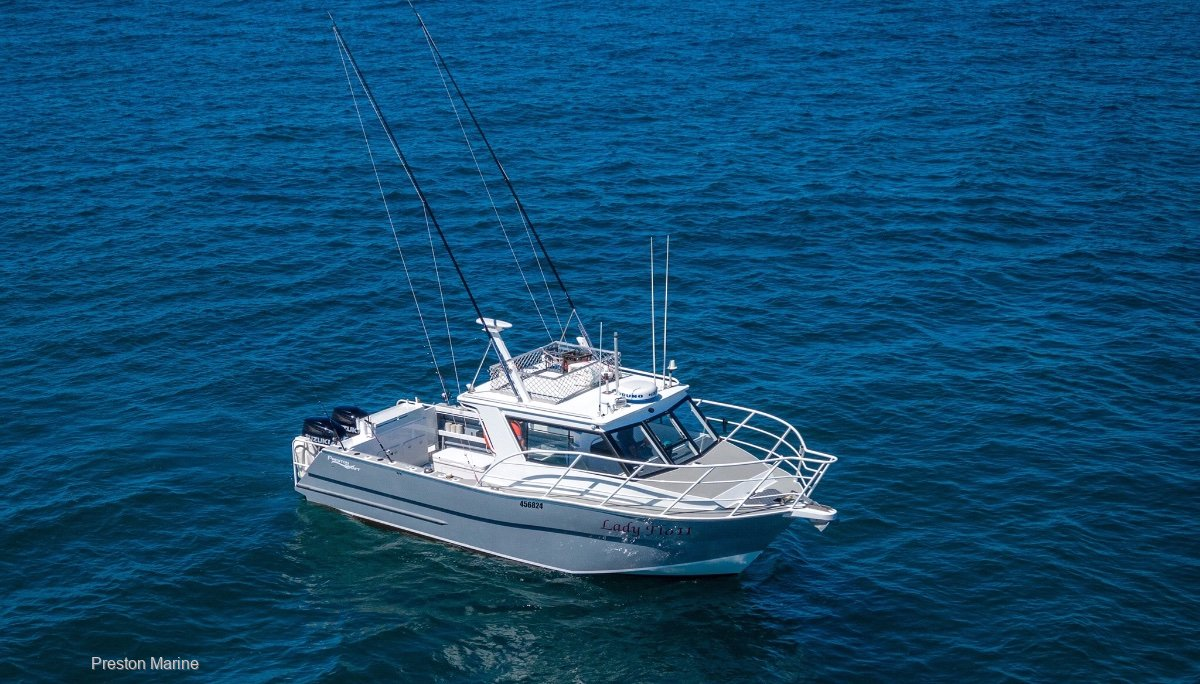New Preston Craft 970 Commercial vessel