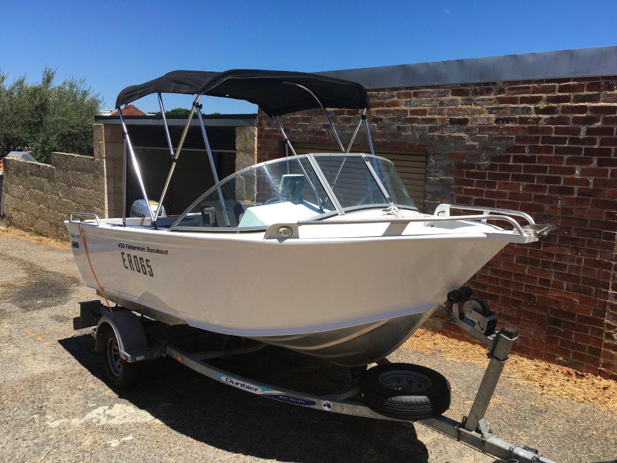 Makocraft Fisherman Runabout 450
