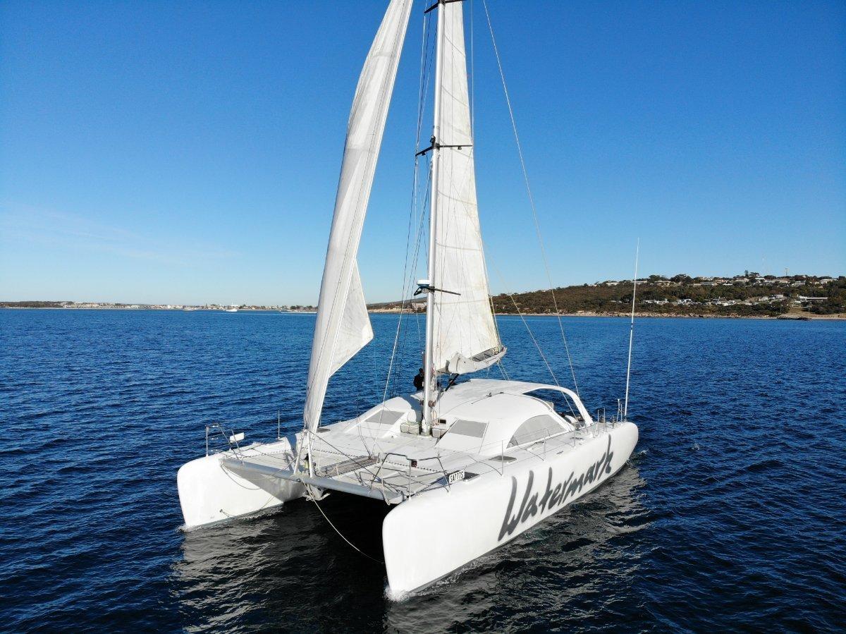 Grainger Catamaran Custom