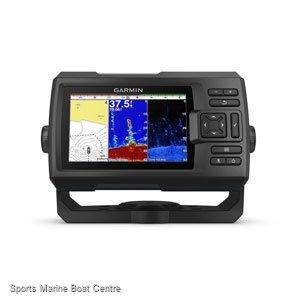 Garmin Striker Plus 5cv fishfinder with GPS