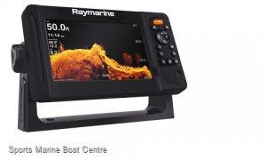 Raymarine Element 7 HV fishfinder chartplotter