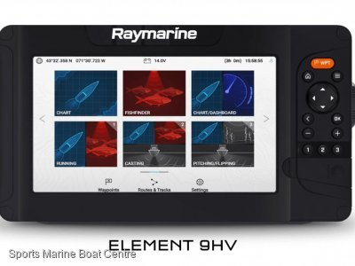 Raymarine Element 9