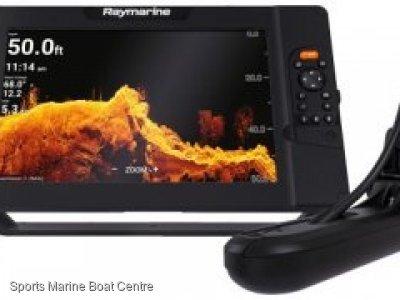 Raymarine Element 12HV fishfinder and chartplotter