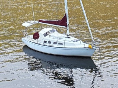 Marauder 823 Custom Modified 29 ft Sloop