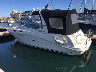 Sea Ray 280 Sundancer- Click for more info...