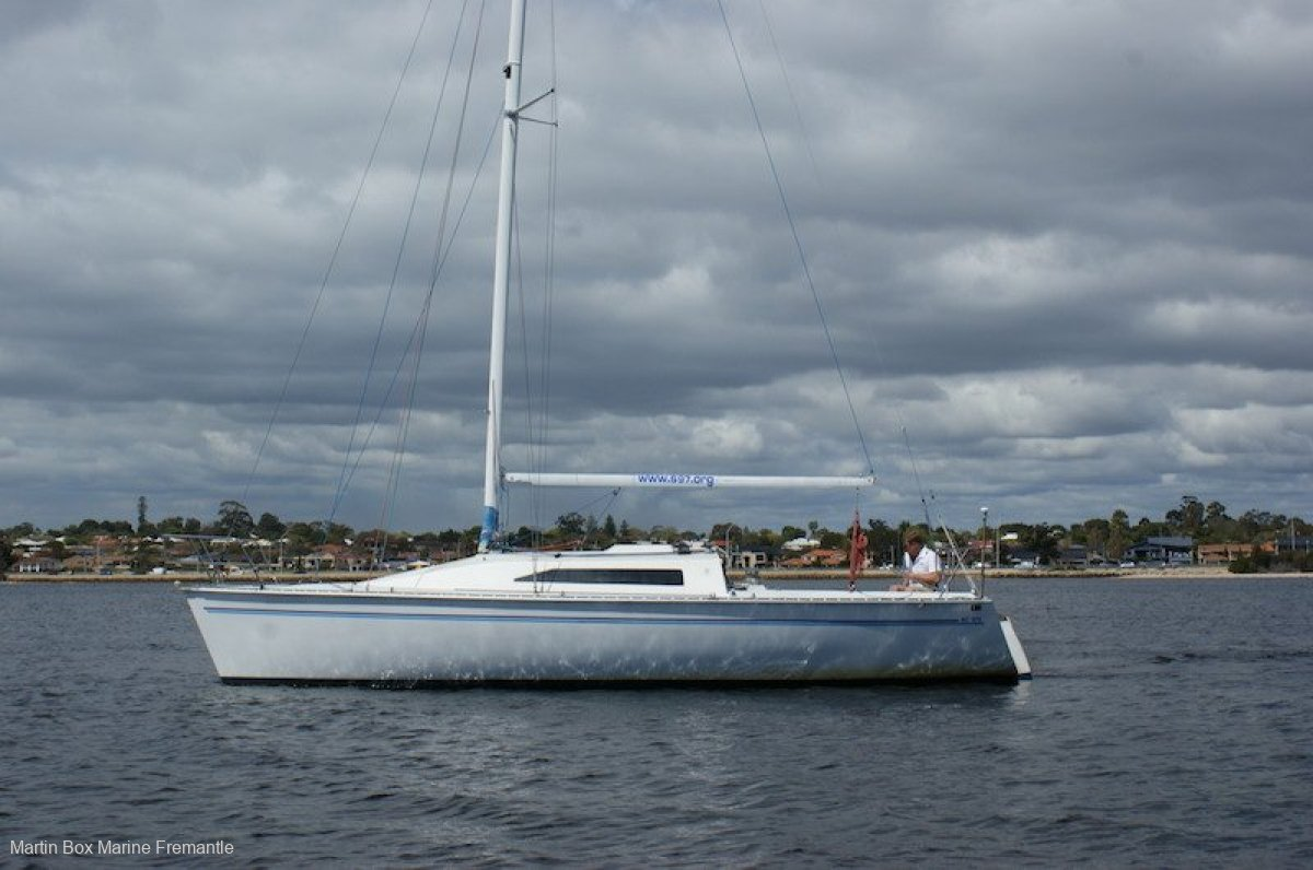 Swarbrick S97 (Complete new sail inventory by UK sailmakers)