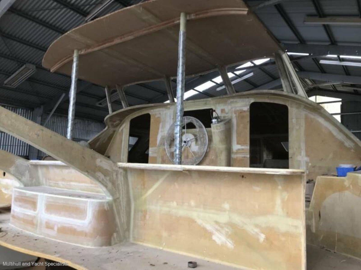 Schionning Wilderness 1340X Catamaran Project
