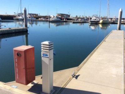 FOR LEASE Marina Berth A23 - Wyndham Harbour Marina