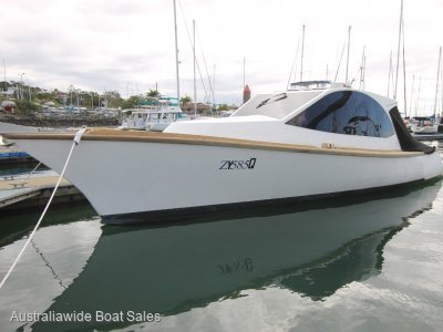 Whisper Boats 38